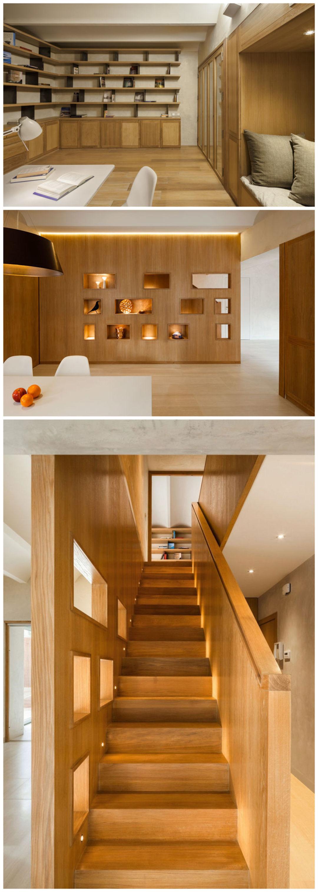 如何对公寓稍加改动,就让它更加灵动有趣?_设计_好奇心日报