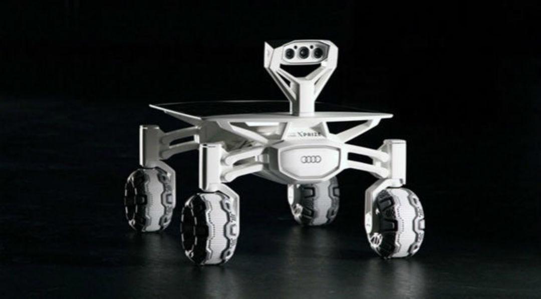 奥迪资助的登月无人车被命名为 Audi Lunar Quattro