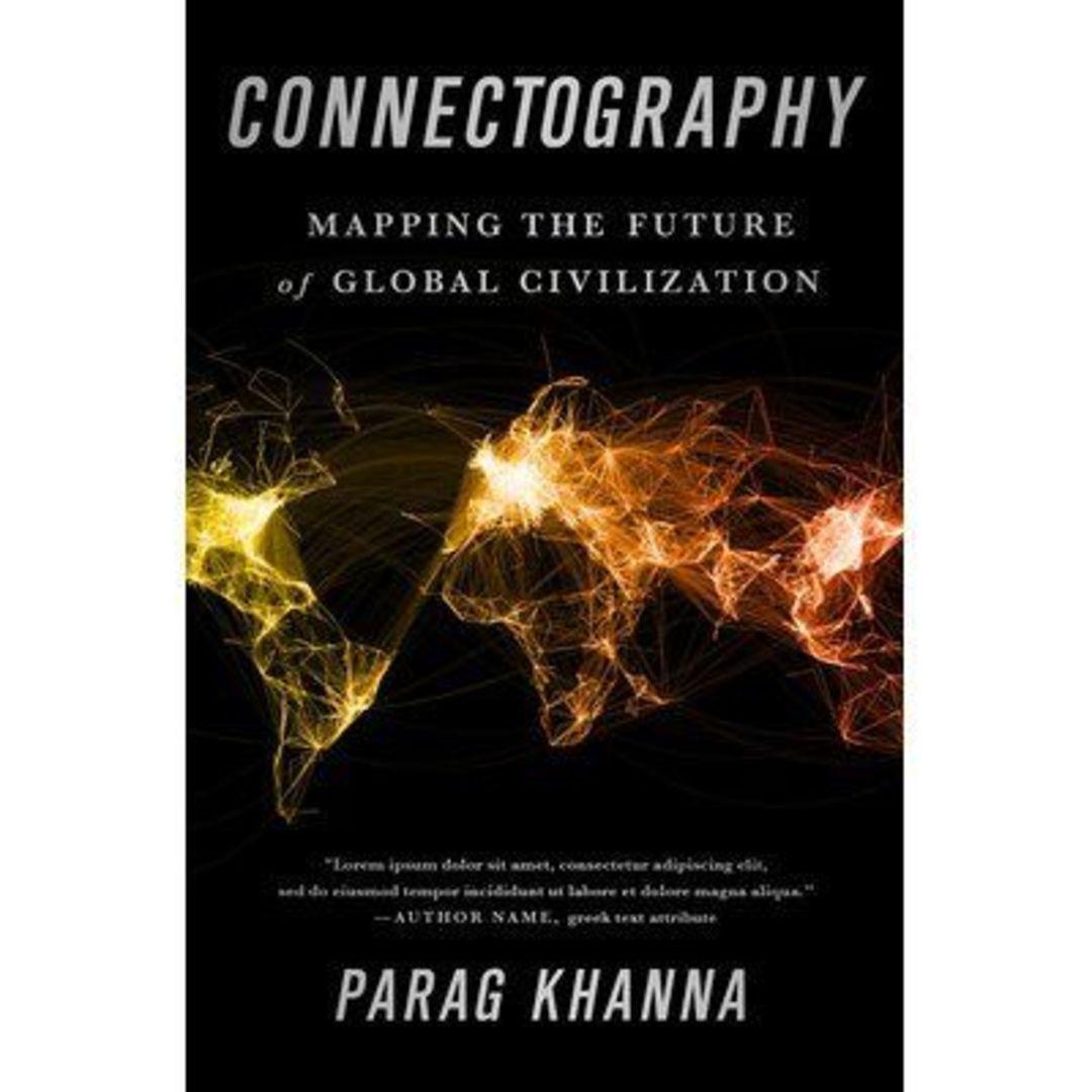 要了解全球各国如何连接彼此,我们推荐这本新书_文化_好奇心日报