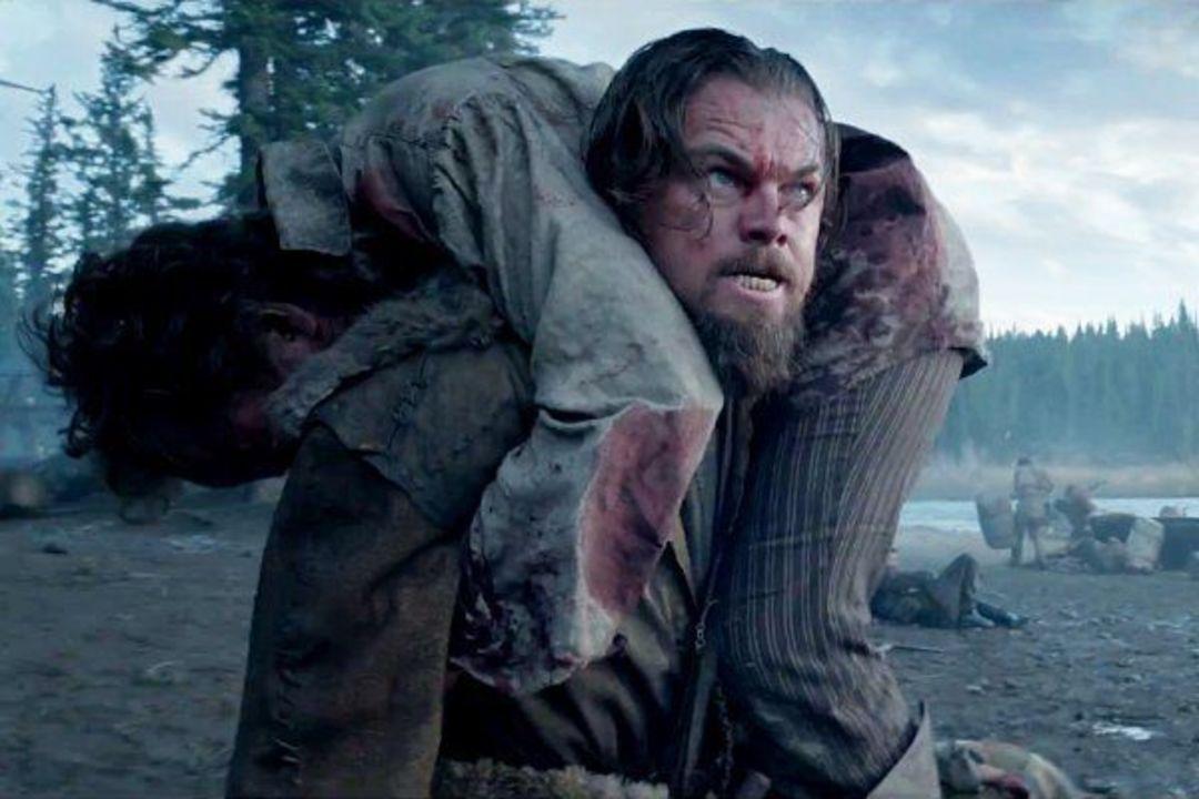 小李子凭借着《荒野猎人》离小金人近在咫尺。