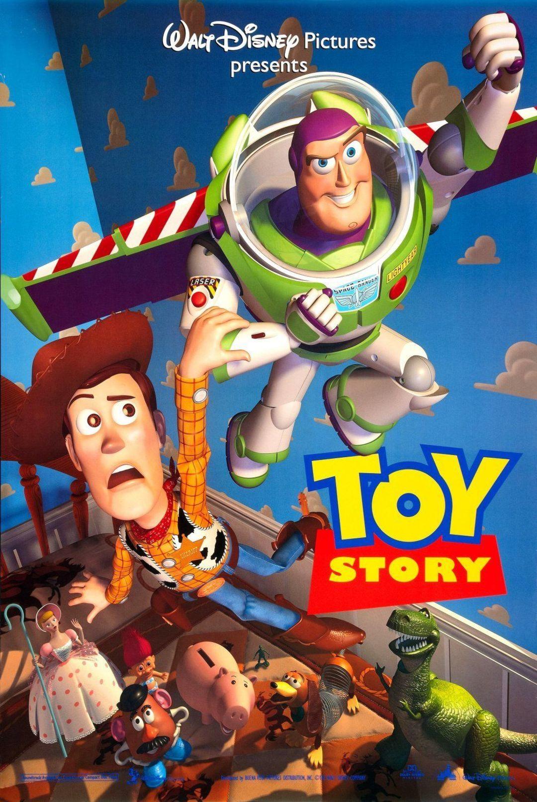 《玩具总动员》上映 20 周年,它是如何改变了电影的历史?| 好奇心商业史_娱乐_好奇心日报