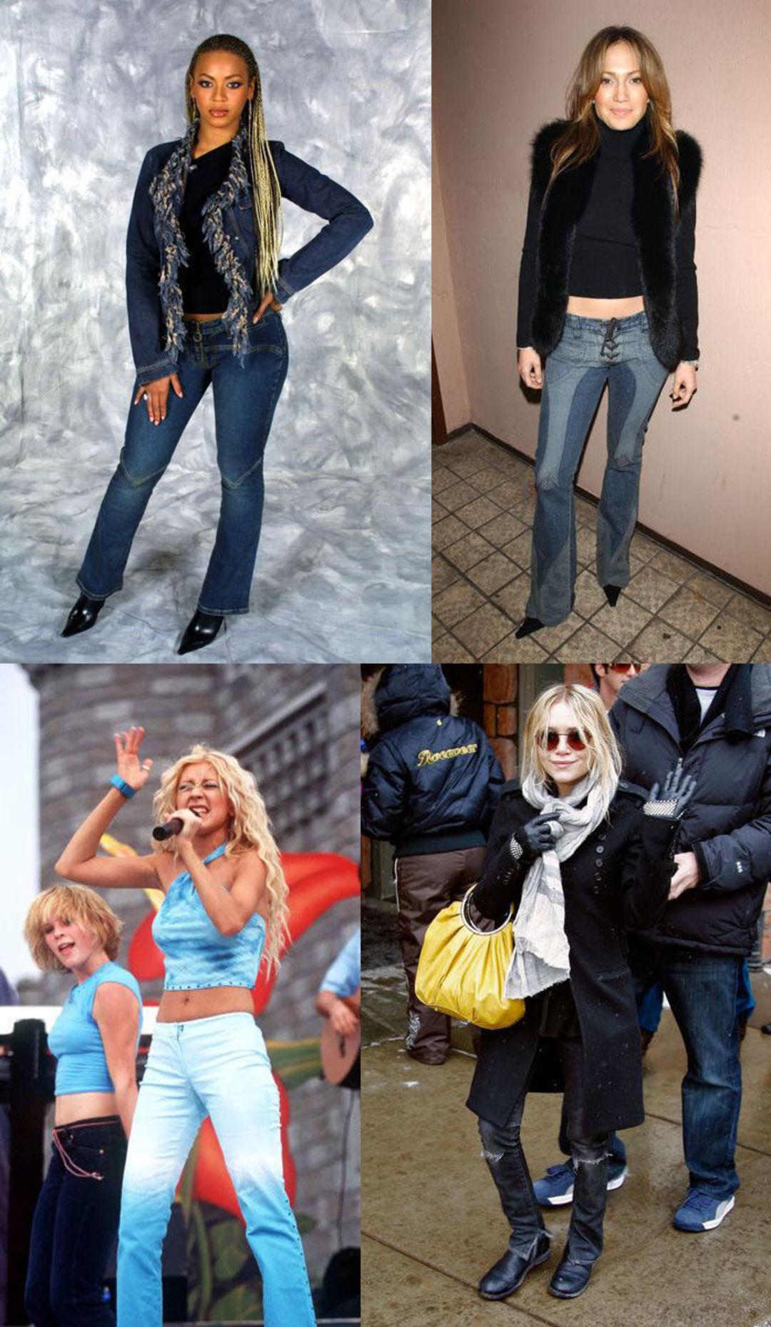 这些Fashion Icon告诉你,45年来牛仔裤如何变迁_时尚_好奇心日报