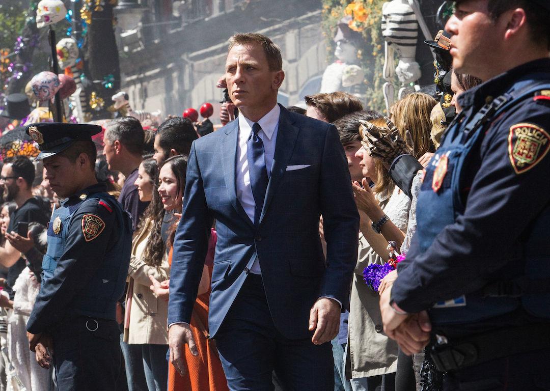 「票房」《007:幽灵党》为什么搞砸了_娱乐_好奇心日报