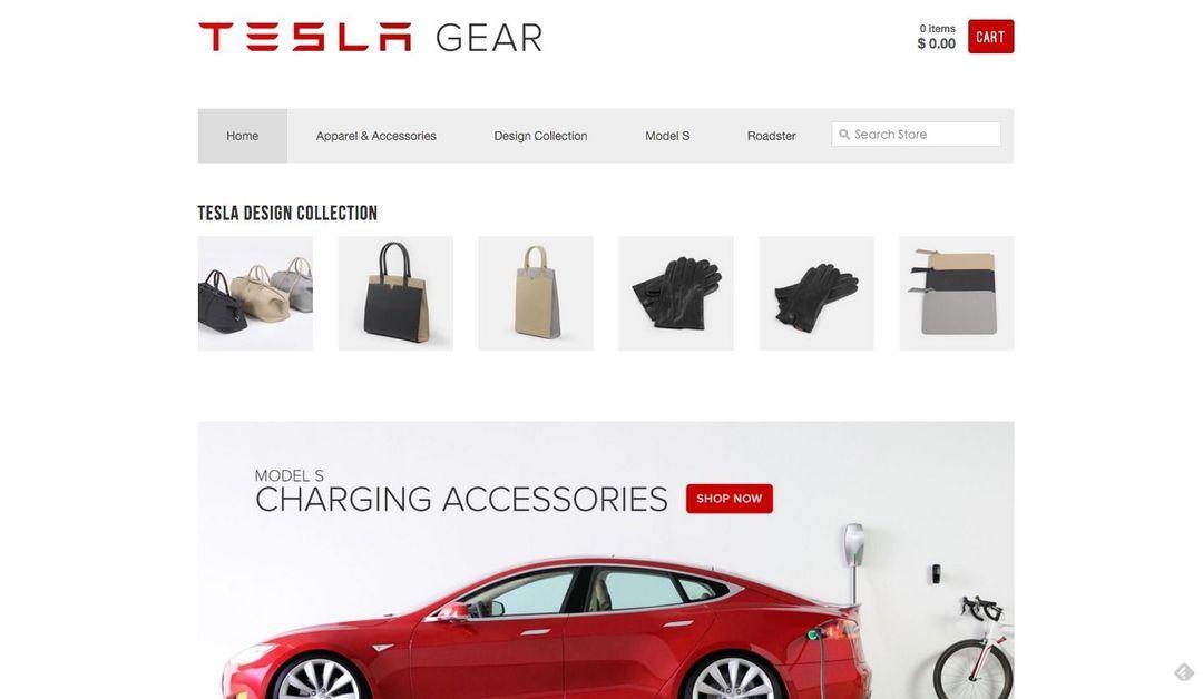 Tesla Gear