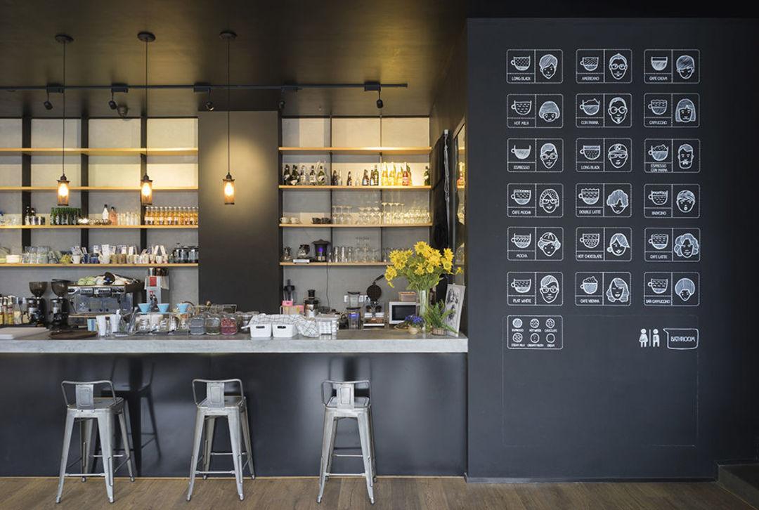 杭州这间主打创业招牌的咖啡馆,有什么不一样?_设计_好奇心日报