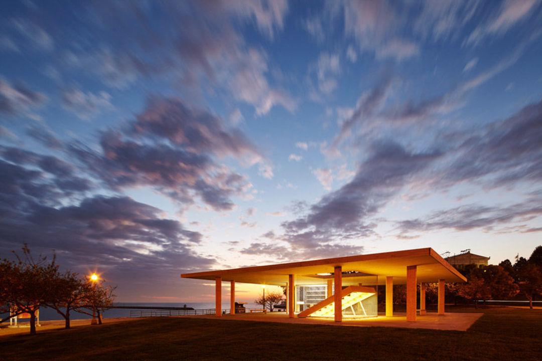 芝加哥建筑事务所 Ultramoderne architects