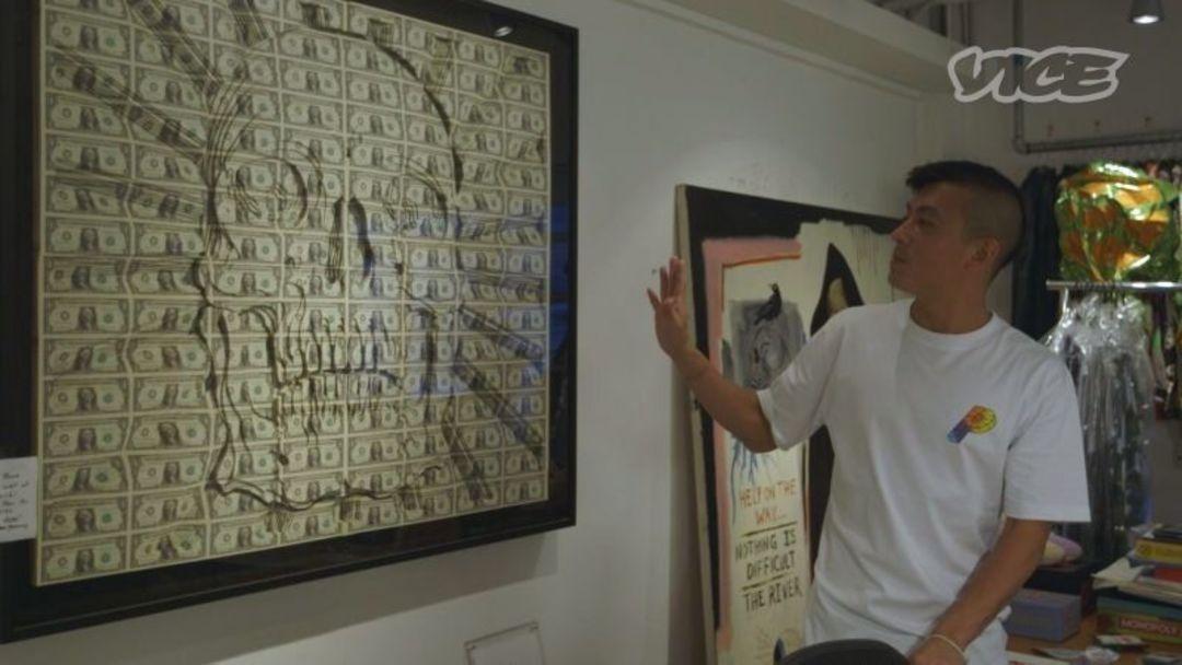 VICE 给陈冠希拍了部纪录片,素材加起来有 500 部电影_娱乐_好奇心日报