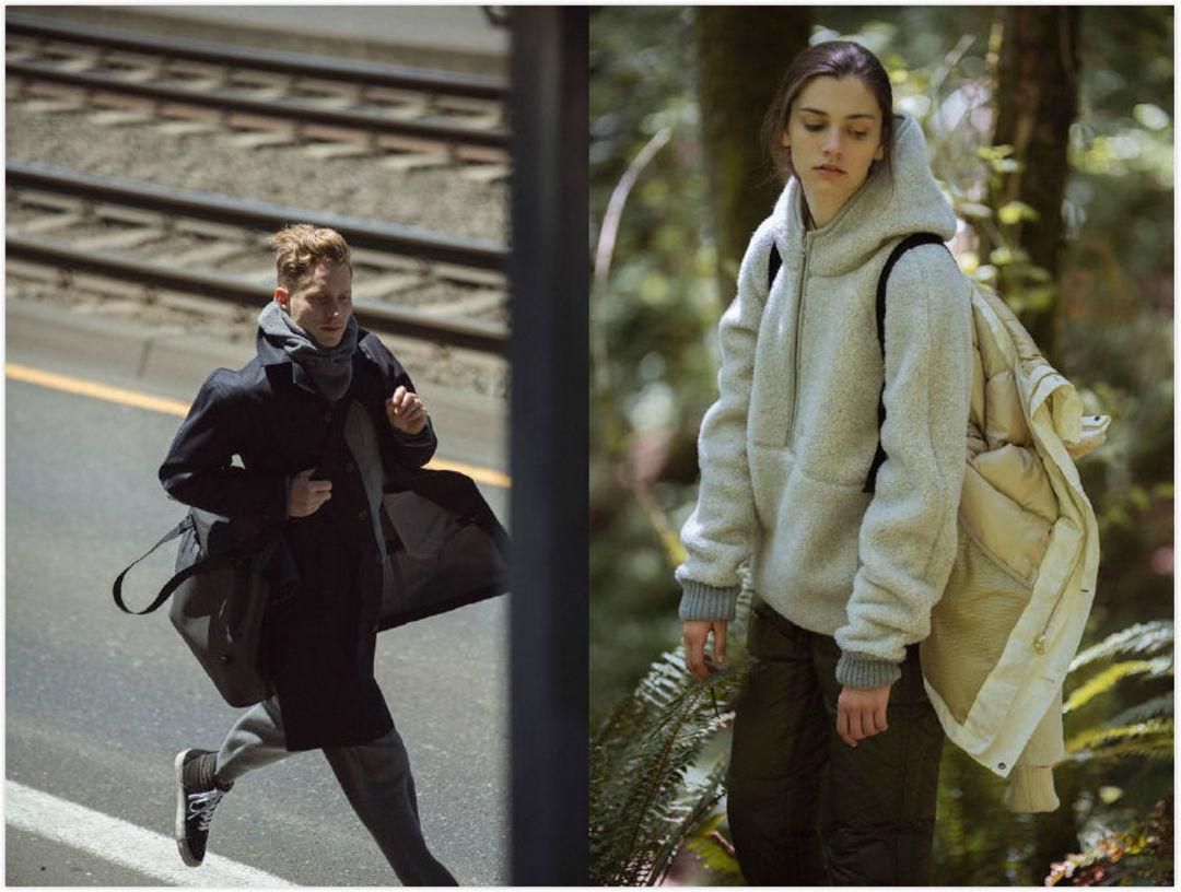 这个衣服有型、装备好用的日本登山品牌,也在纽约开店了_时尚_好奇心日报