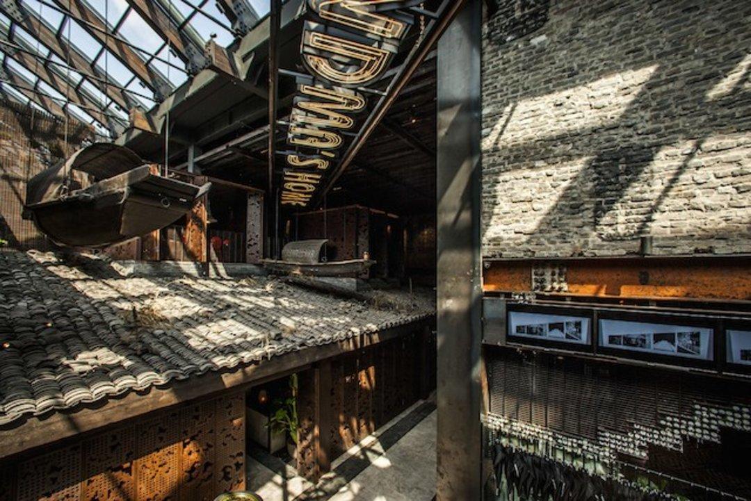 那些主打设计的餐厅,为什么杭州特别多?