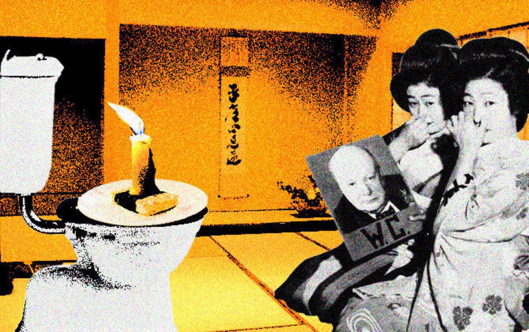 机会主义的马桶是如何在日本越变越智能的?| 好奇心商业史_商业_好奇心日报