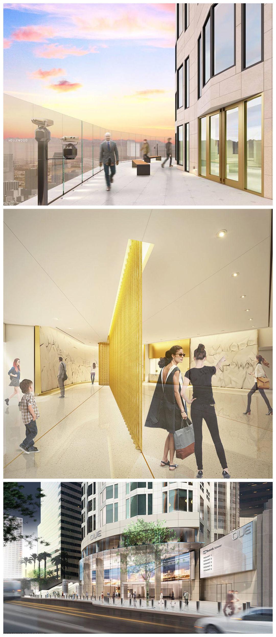 建在 70 层高处的玻璃滑梯,胆子大的你去试试吧_设计_好奇心日报