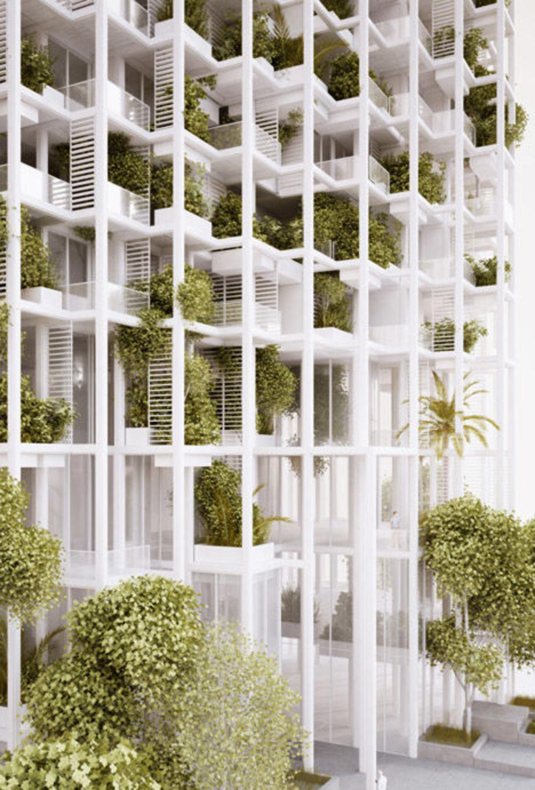 中国建筑师在印度做了套住宅,可以自己调节房子外观_设计_好奇心日报