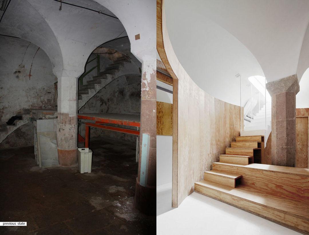 如何改造阴暗潮湿的地下室?这里有个方案!_设计_好奇心日报