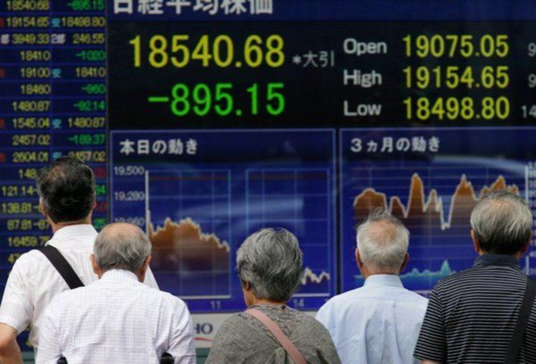 不止中国,到处都是跌跌跌,全球股票市场怎么了?_商业_好奇心日报