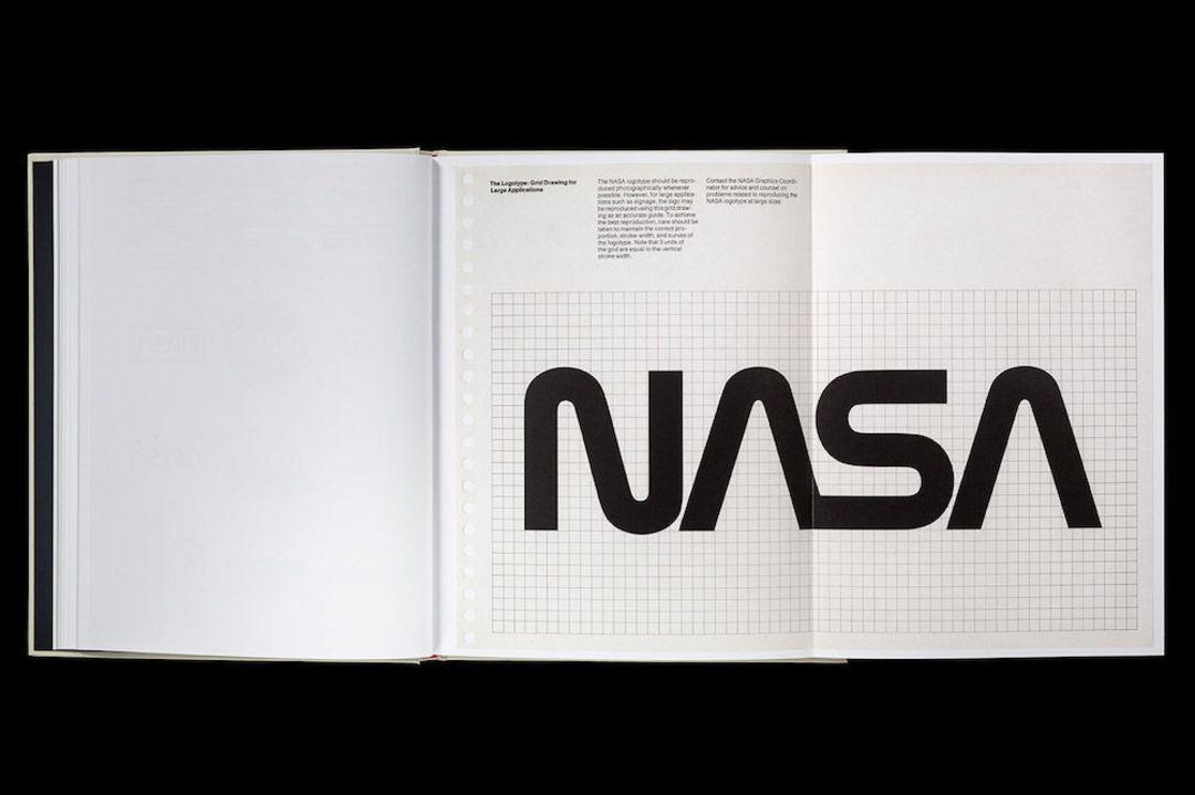喜欢 NASA?可以买一本 1970 年代的视觉设计手册_设计_好奇心日报