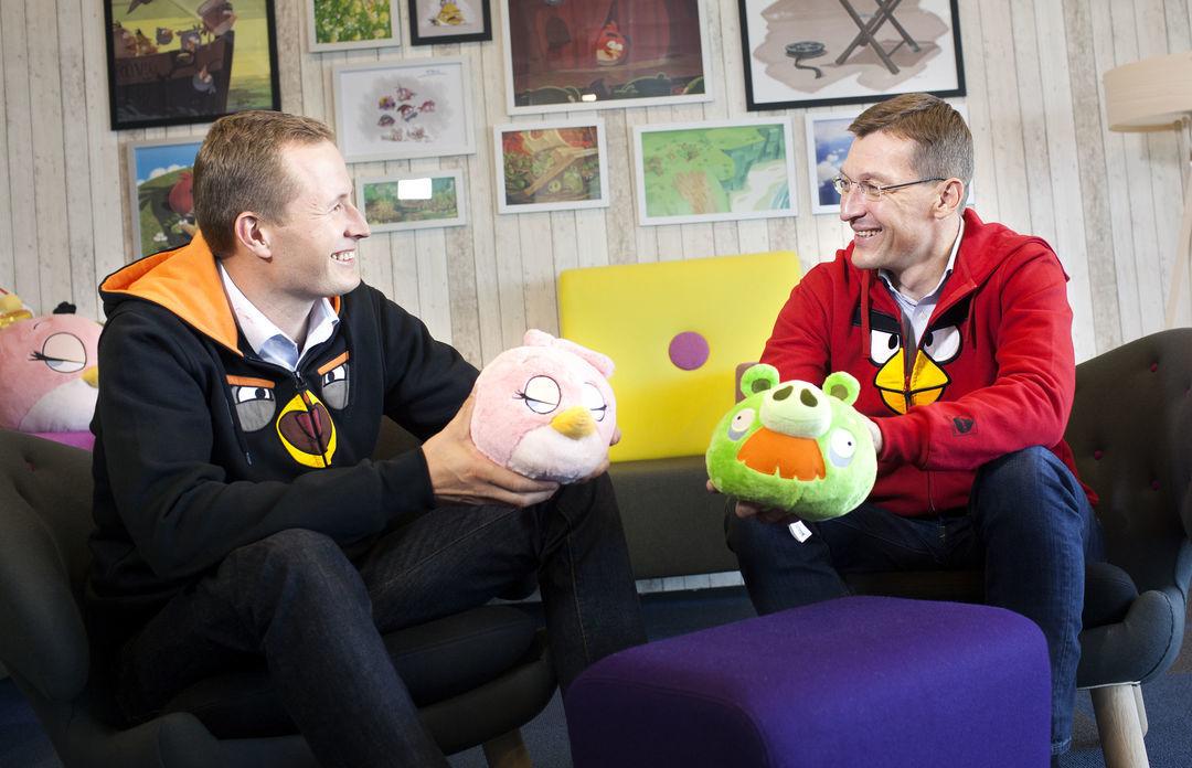 """《愤怒的小鸟》快被遗忘,""""芬兰的迪士尼""""为什么失败了?_游戏_好奇心日报"""