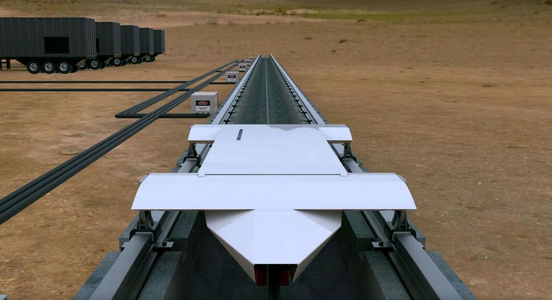 马斯克设想的超高速列车,下个月就要开始测试了_智能_好奇心日报