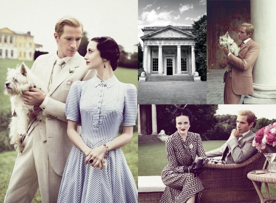电影《W.E》讲述了温莎公爵夫妇的故事