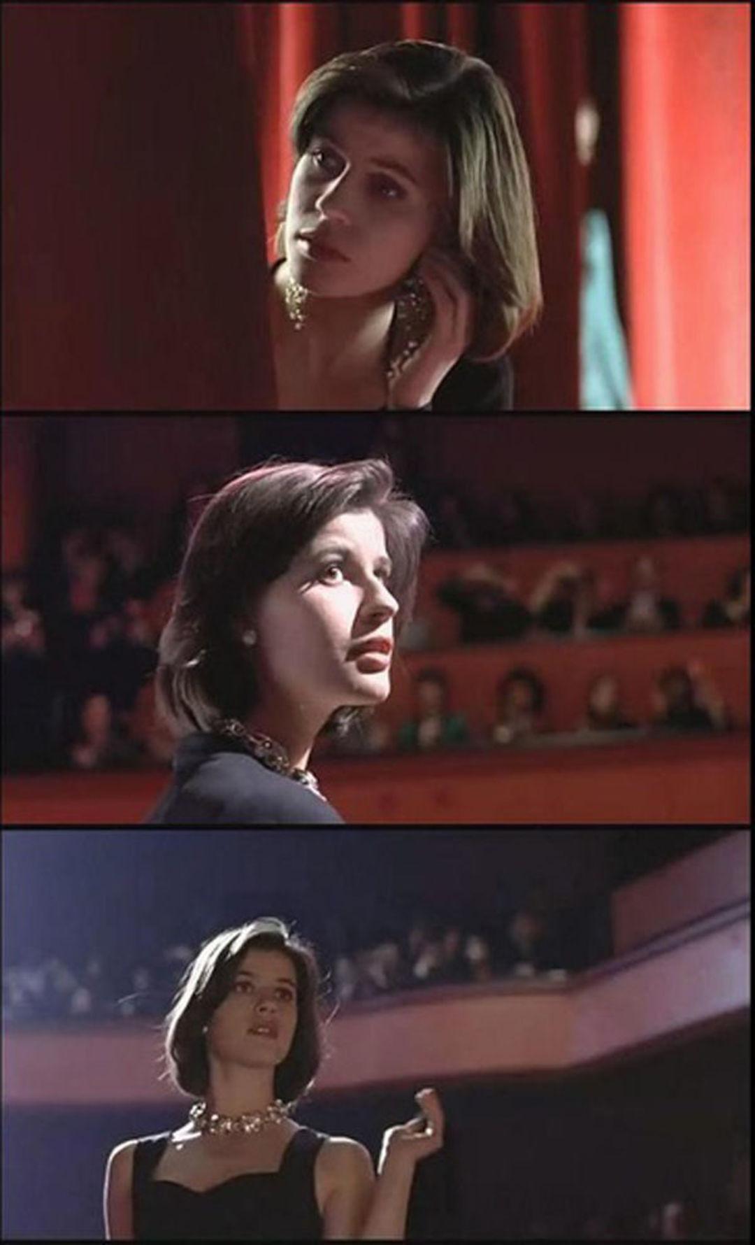 你还记得老电影《蓝红白三部曲》吗?我们来谈谈这三种颜色  电影时尚_娱乐_好奇心日报