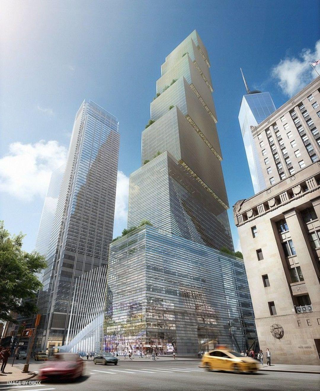 纽约新世贸中心 2 号楼