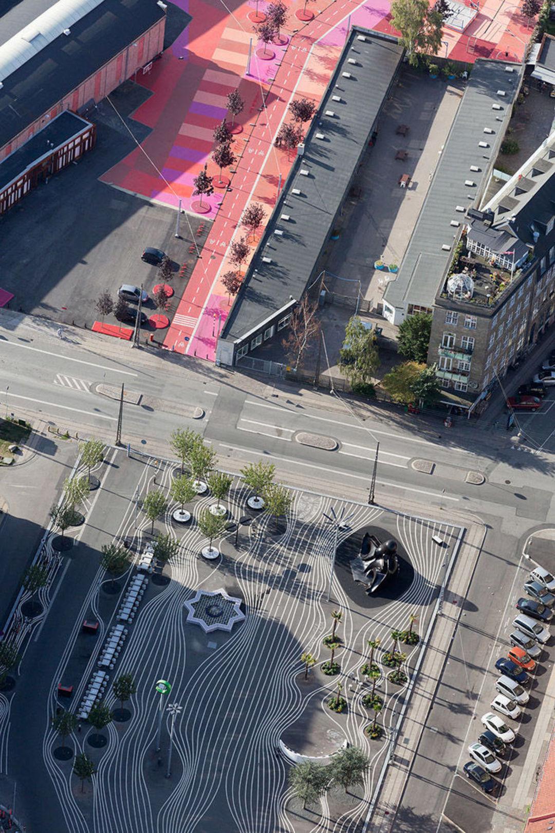 哥本哈根超级线性公园