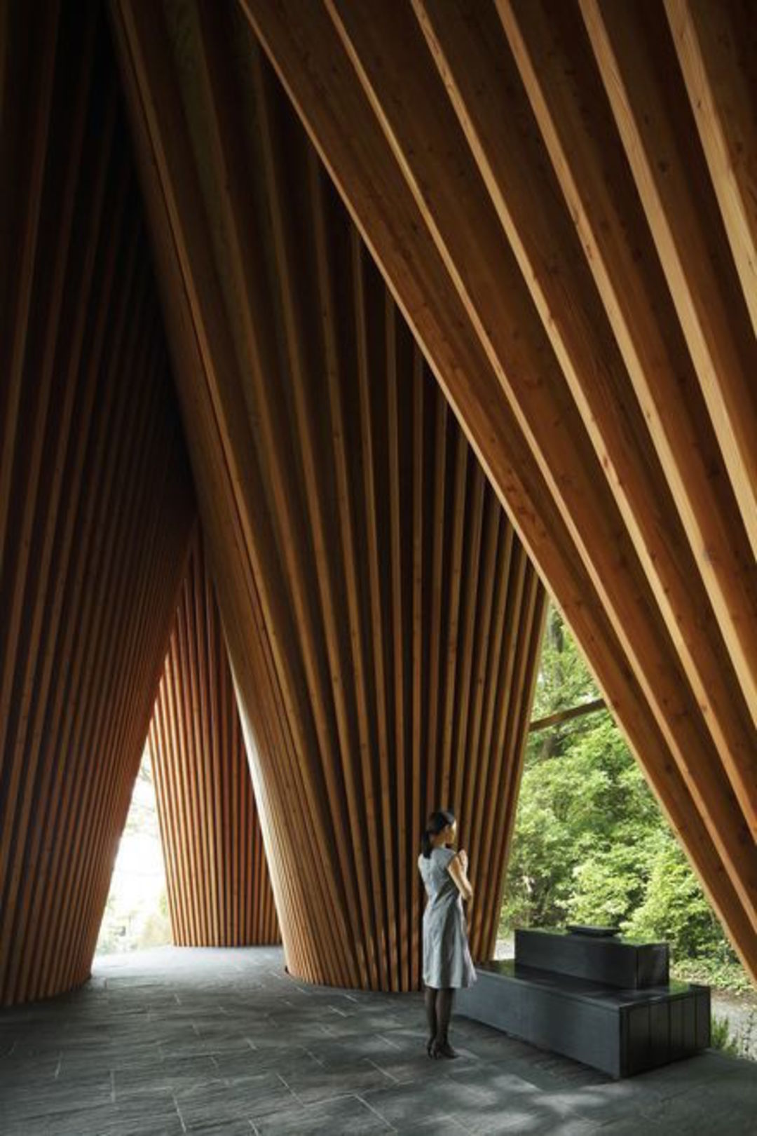 Sayama Forest Chapel
