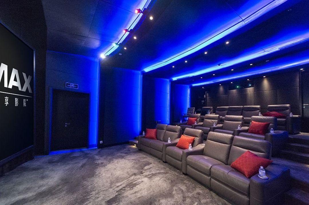 IMAX 臻享影院内景图