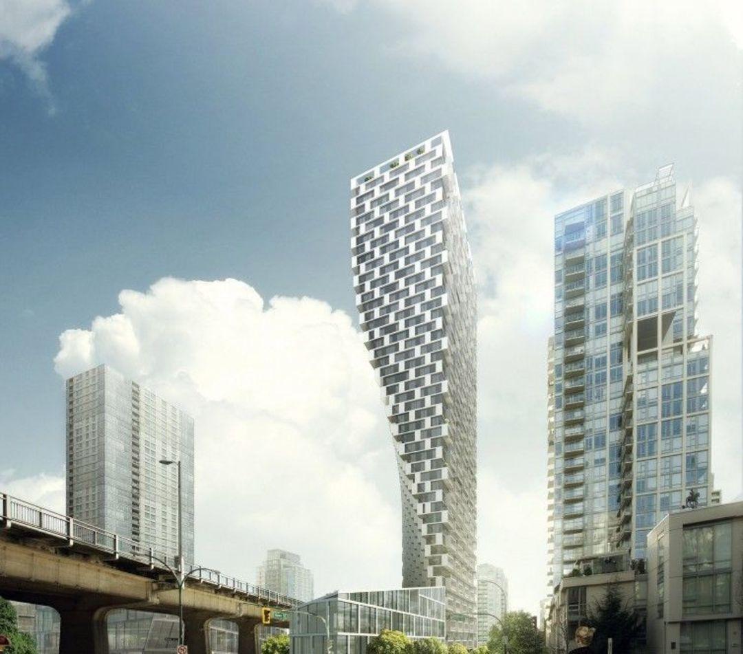 这座要在加拿大盖的住宅楼,想法相当大胆_设计_好奇心日报