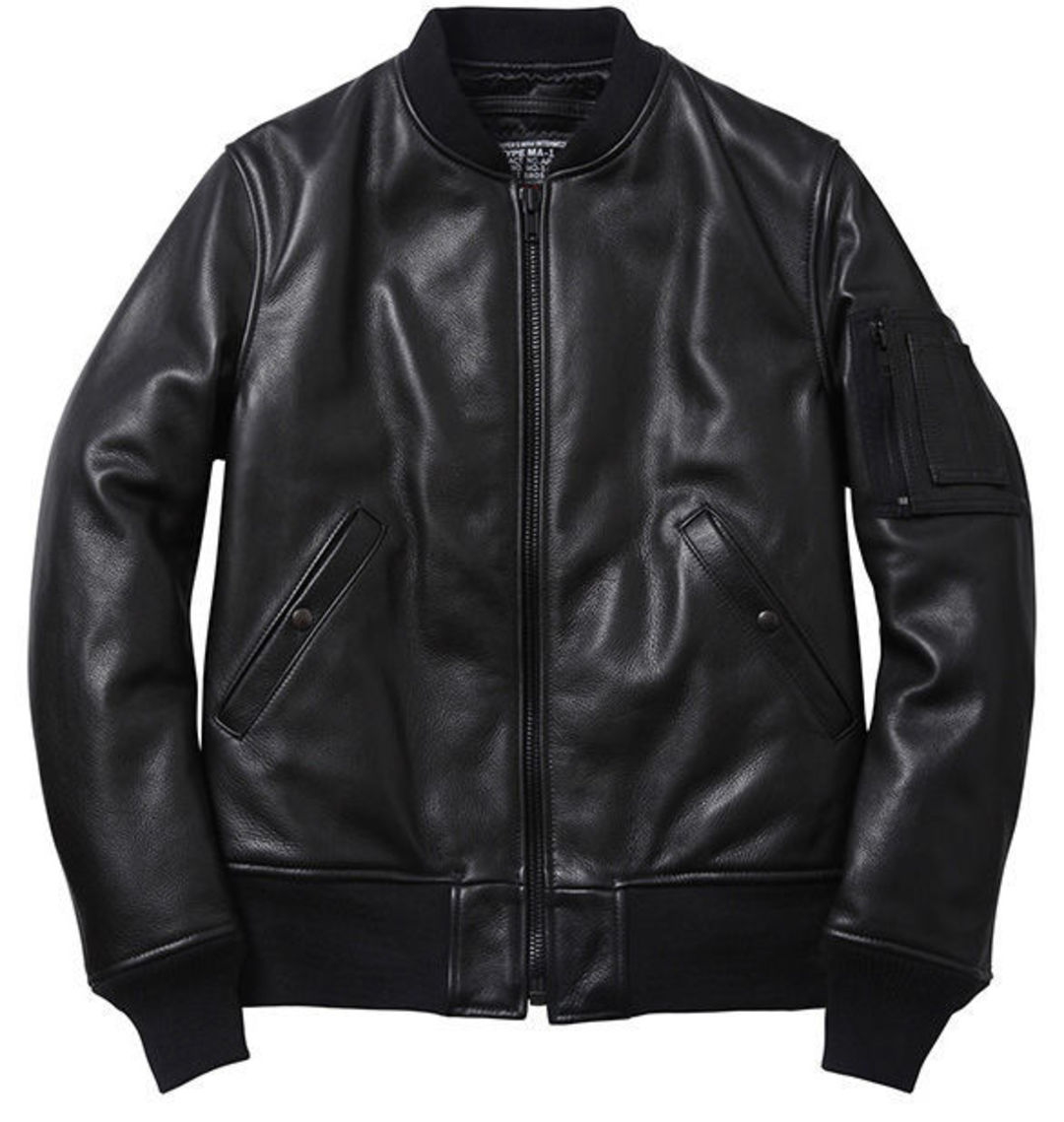 秋风起,男生请收下这份皮夹克不完全购买指南_时尚_好奇心日报