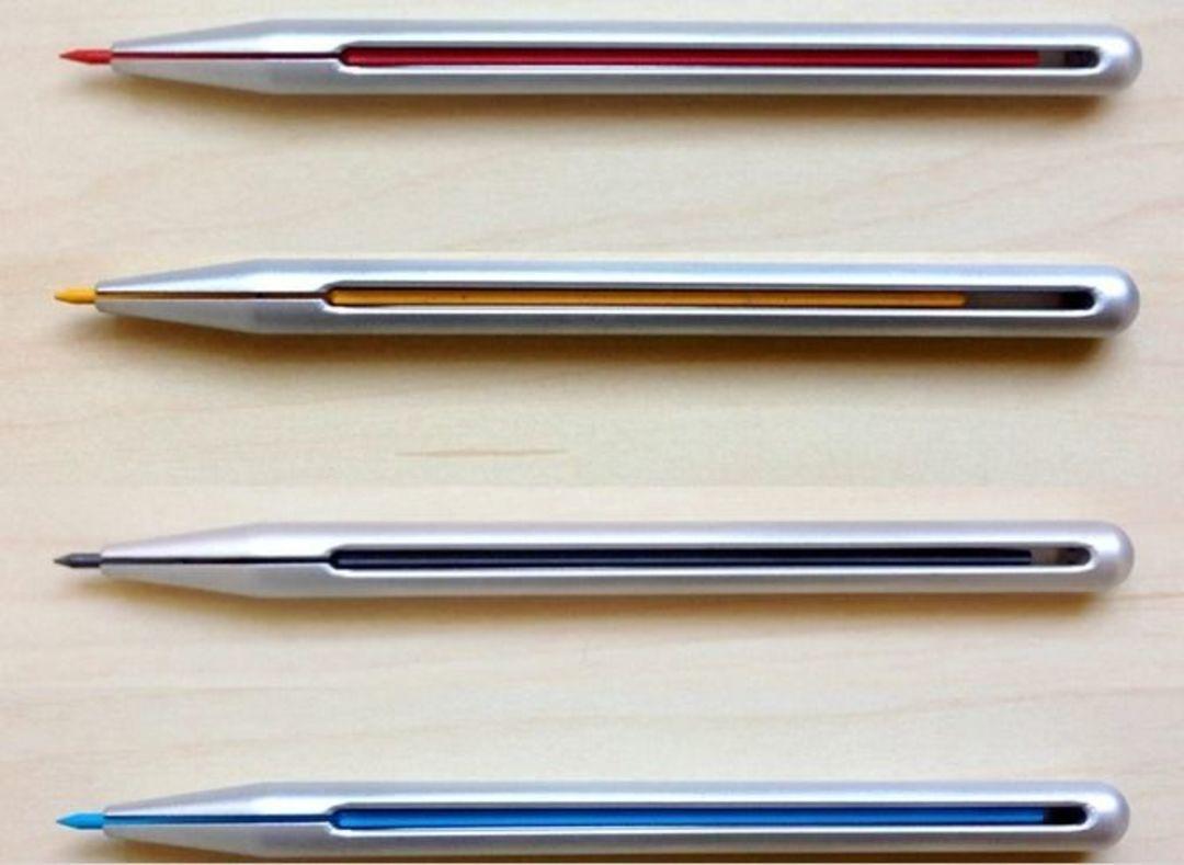 一支貌美的铅笔,获红点大奖又筹到了24万美金_设计_好奇心日报