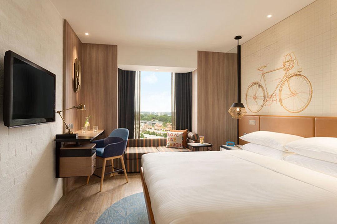 565 间客房都不一样的新加坡酒店,你会喜欢吗?_设计_好奇心日报