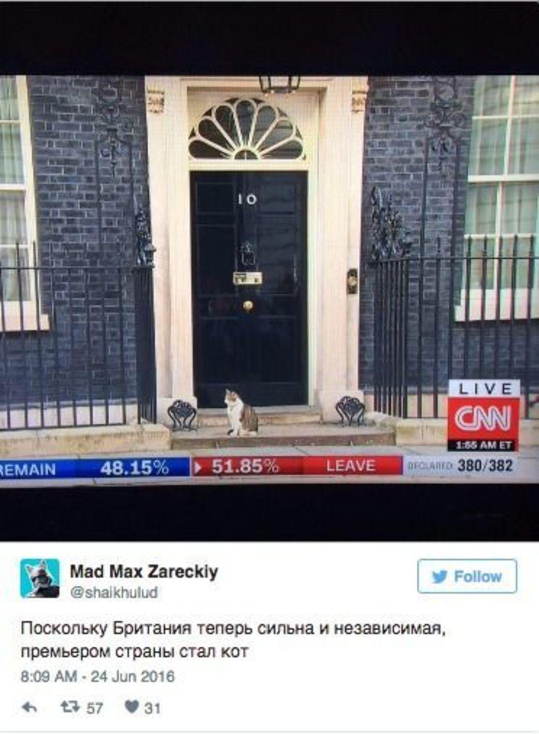 「这世界」英国脱欧投票后,全世界人民都给它编了段子_文化_好奇心日报