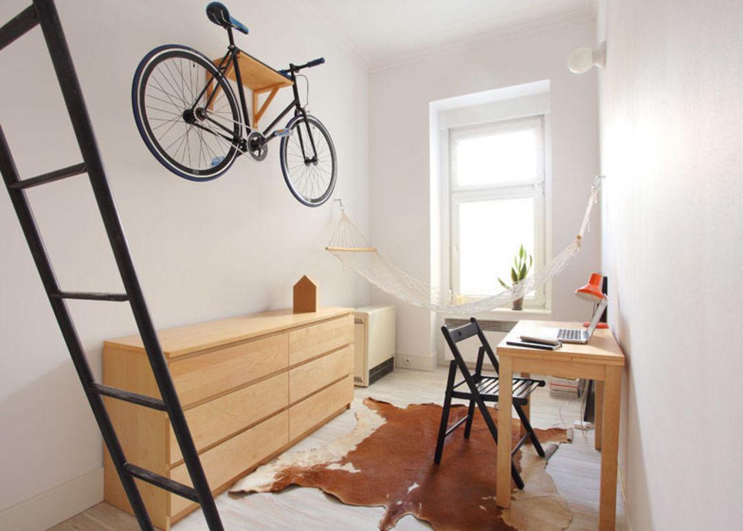 13平米的微型公寓,怎么做出家的感觉?_设计_好奇心日报