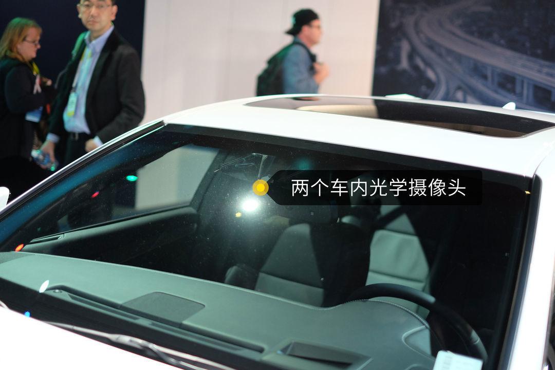车内的摄像头是自动驾驶所需要的最基本传感器