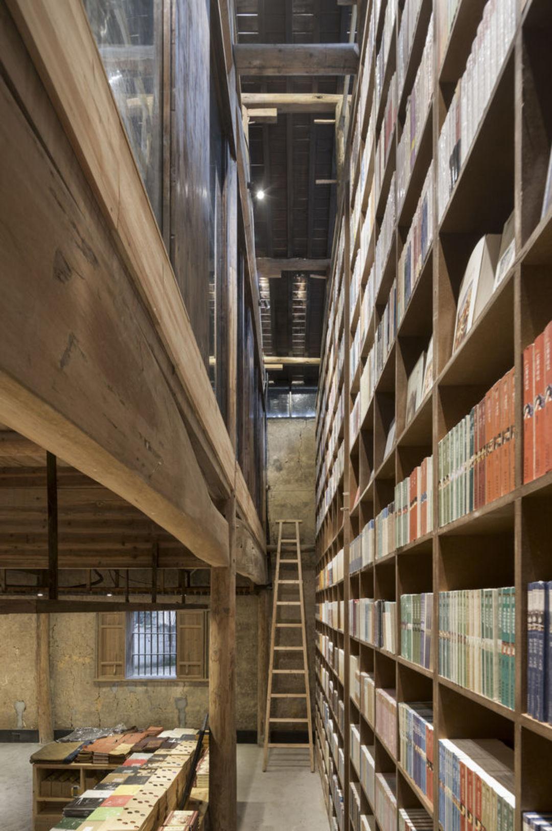 南京先锋书店的第11家分店,开在杭州乡村土坯房里_设计_好奇心日报