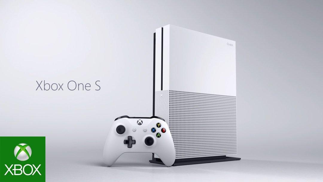 更轻薄的 Xbox One S 来了,所以买还是不买?_游戏_好奇心日报