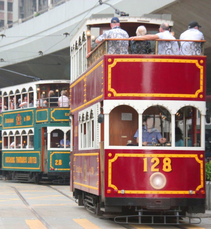 已经开了112年的香港叮叮车,还能继续下去吗?_文化_好奇心日报