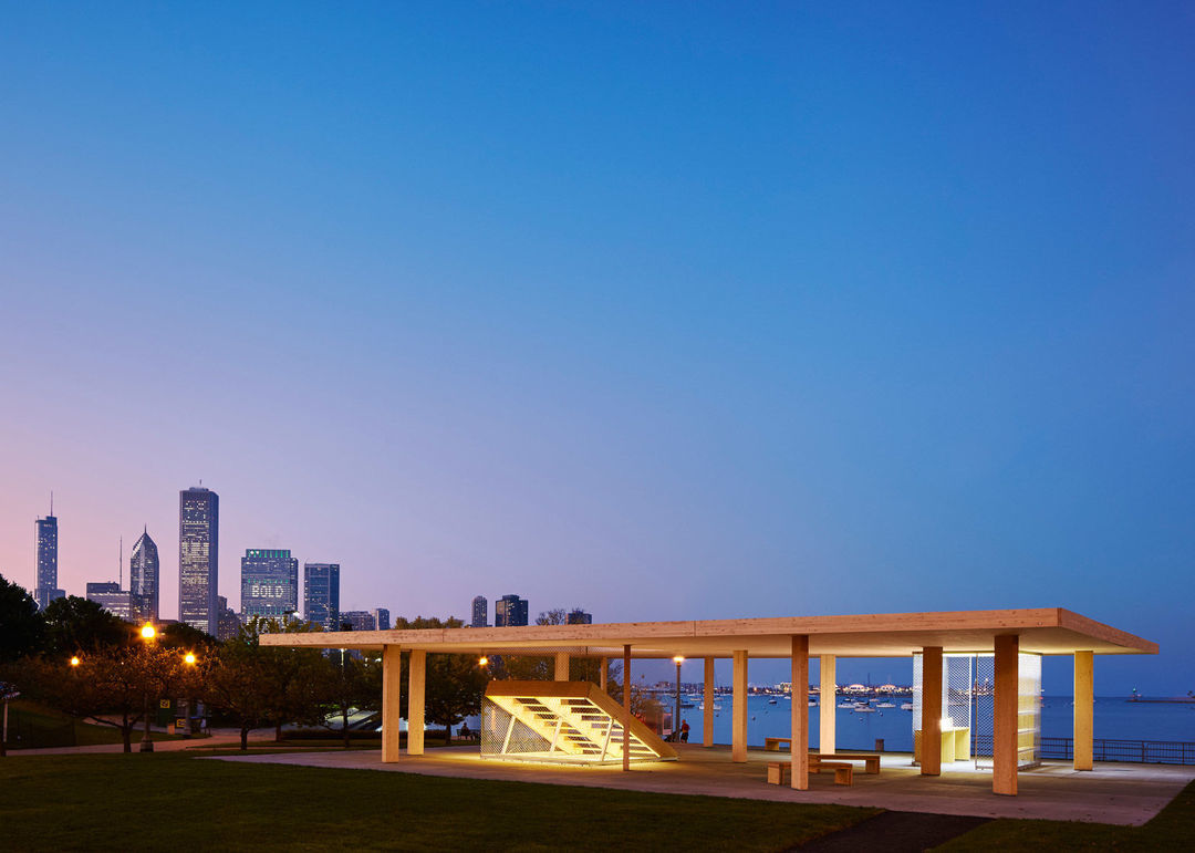 芝加哥建筑事務所 Ultramoderne architects