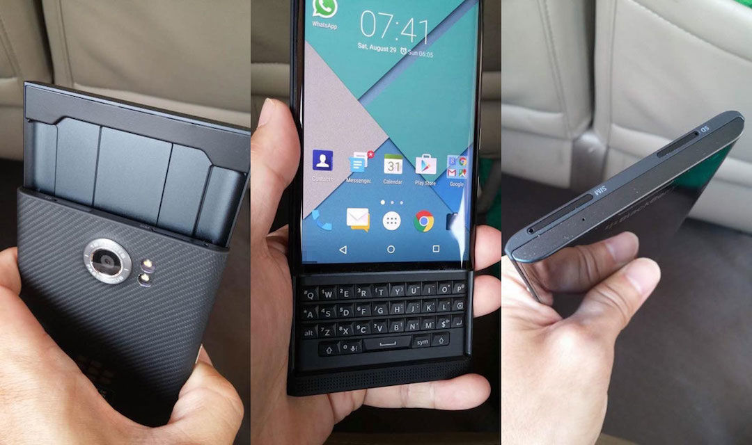 黑莓说打算继续留在手机市场,还要做无人驾驶_智能_好奇心日报