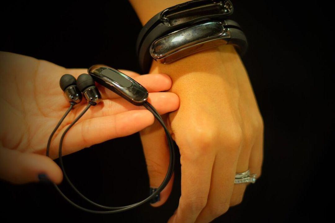 耳机+手环