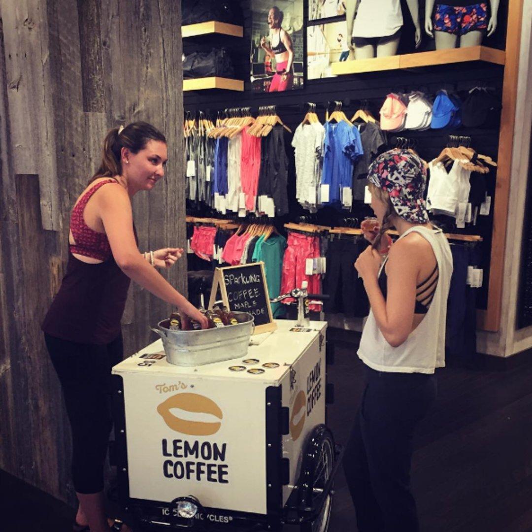 柠檬汁咖啡,可能会成为新的流行饮品_商业_好奇心日报