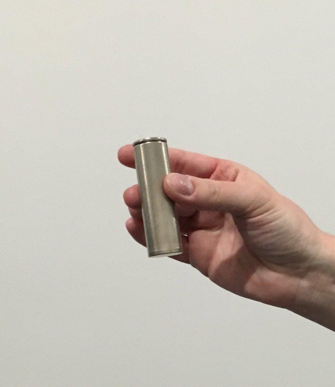 特斯拉设计的电芯