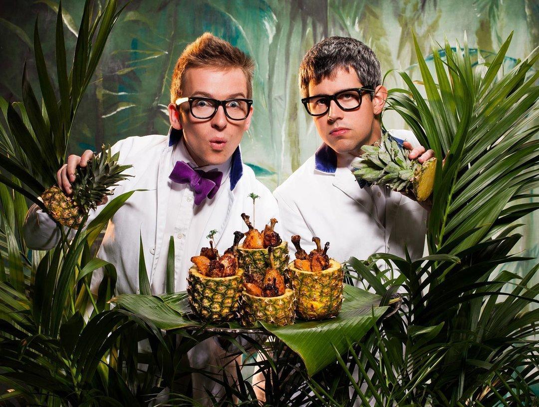 这两个古灵精怪的美食艺术家,把吃饭当做一次冒险_设计_好奇心日报