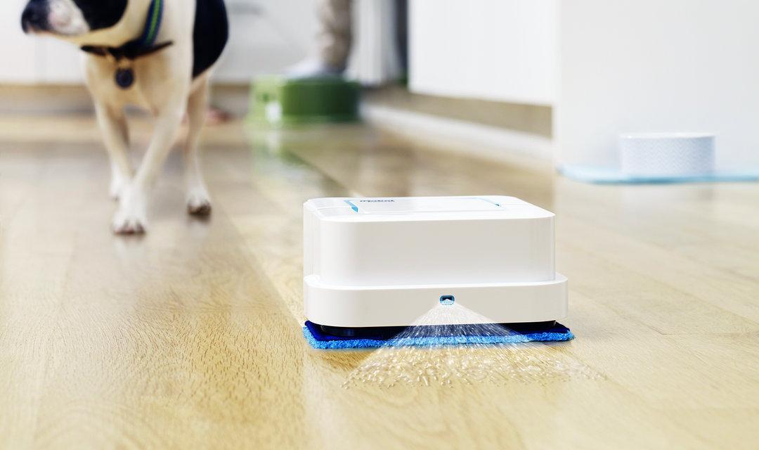 iRobot 推出新的拖地机器人,想通过低价让你买单_智能_好奇心日报