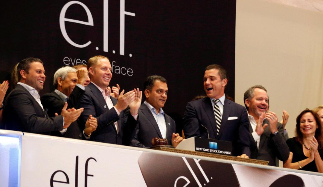美国平价化妆品牌e.l.f.上市了,它代表了一个好生意_商业_好奇心日报