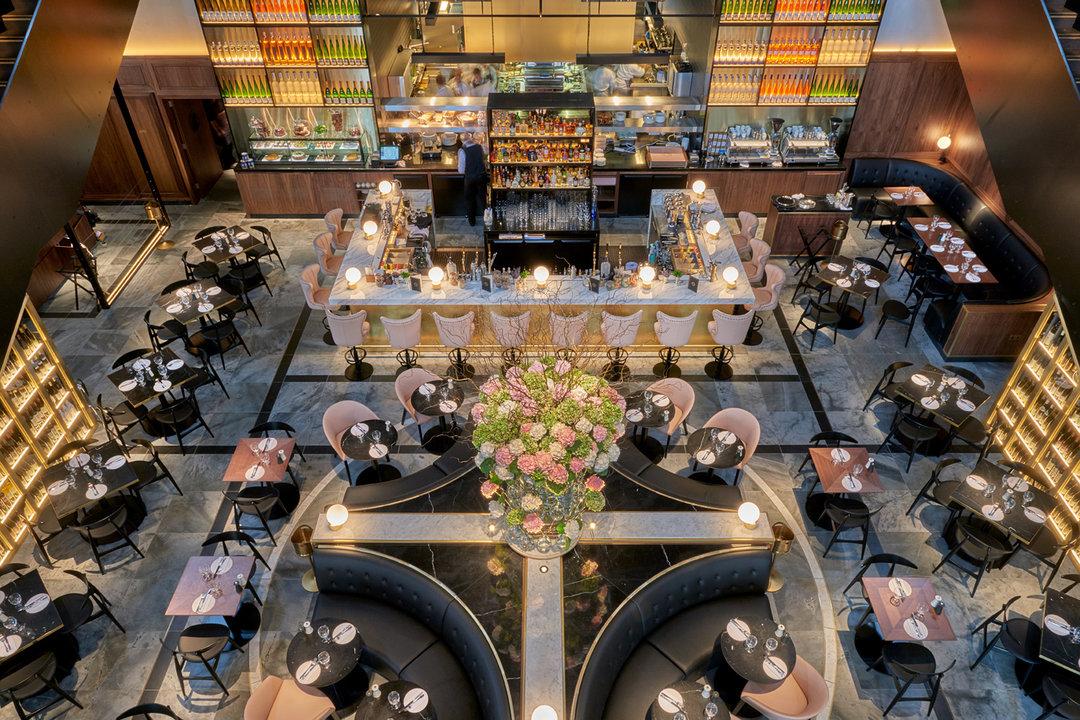 2016 年度餐厅&酒吧设计奖公布,你更喜欢哪一个?_设计_好奇心日报
