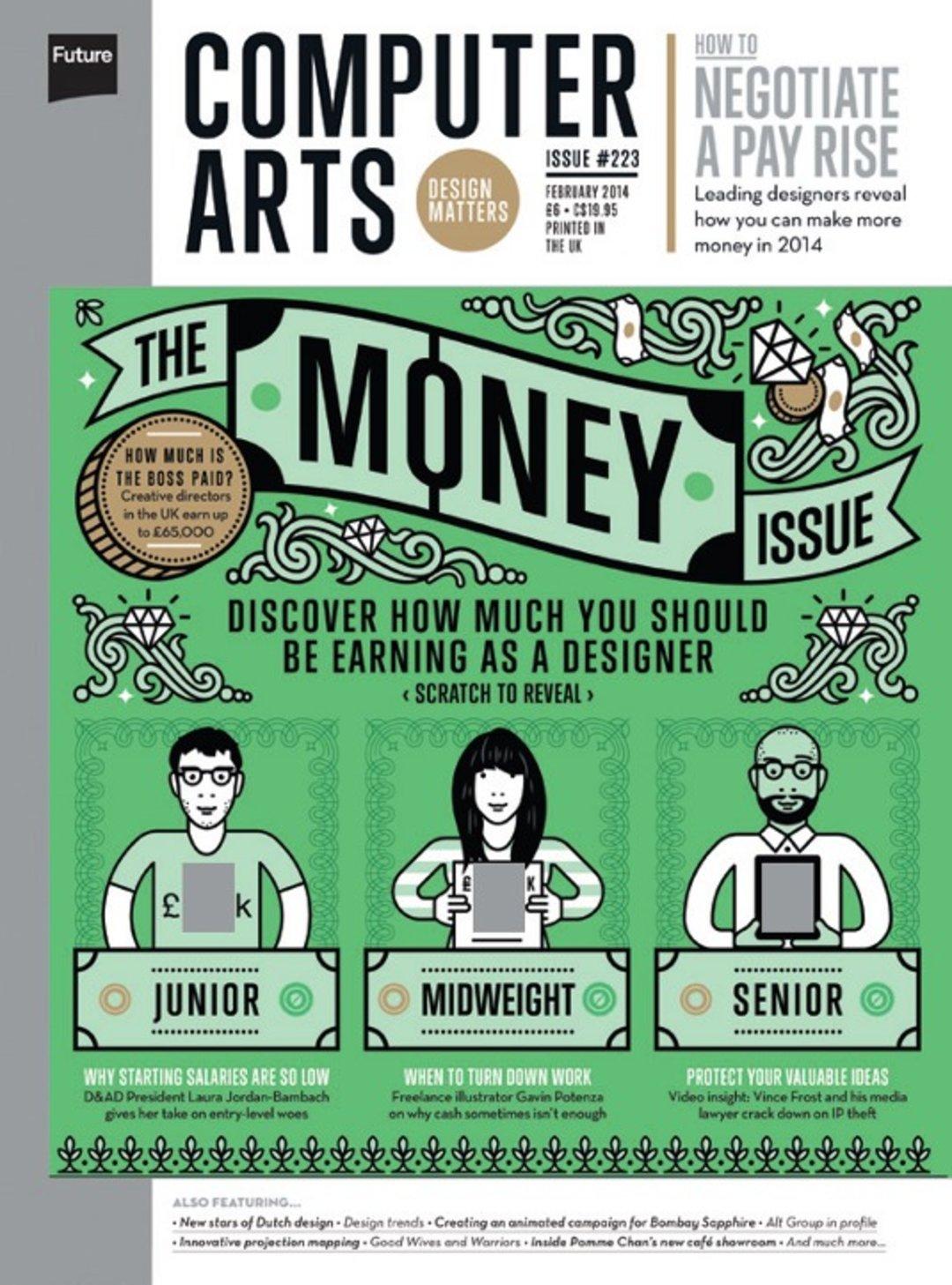 科技 - Magazine cover