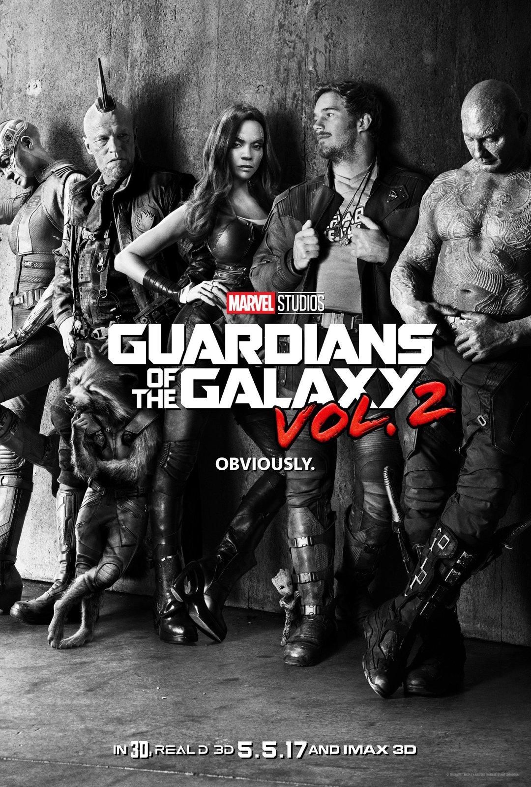 """《银河护卫队 2》归来,这次的画风依旧很""""星爵""""_娱乐_好奇心日报"""