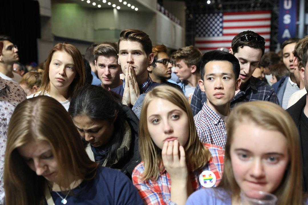 美国大选:特朗普领先,这里是关于此前胶着状态的分析_文化_好奇心日报