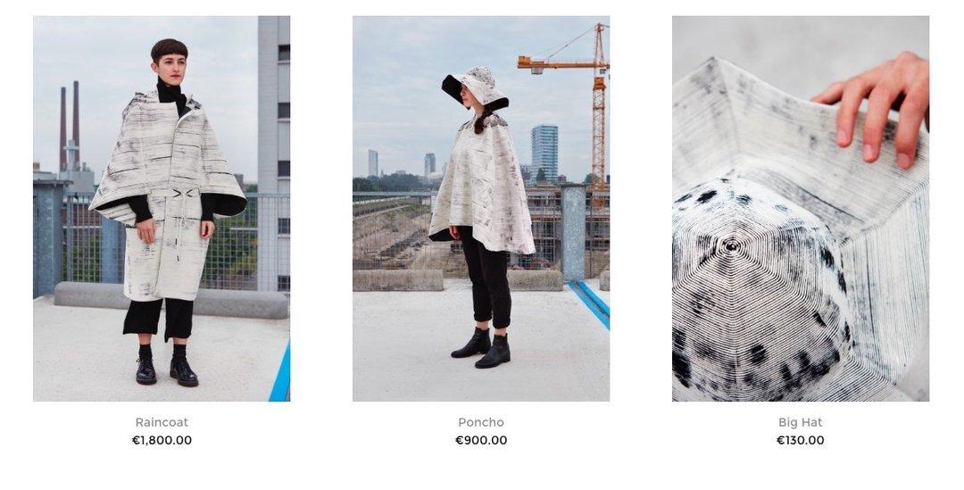 关于时尚,埃因霍温设计学院的年轻人有一些新想法